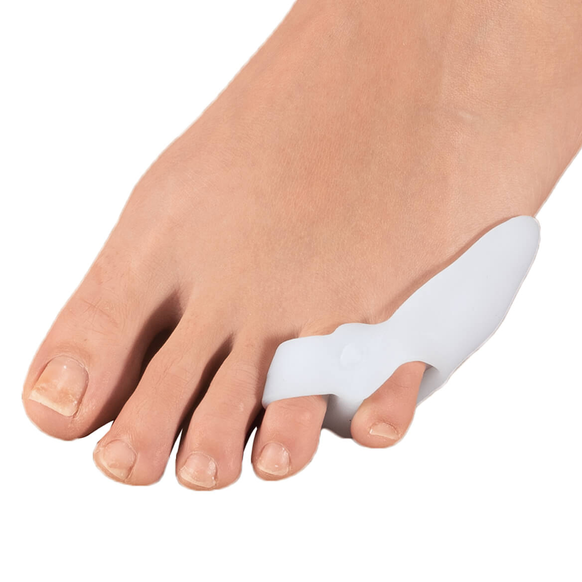 Silver Steps™ Double Loop Tailor Gel Bunion Protector S/2-359684