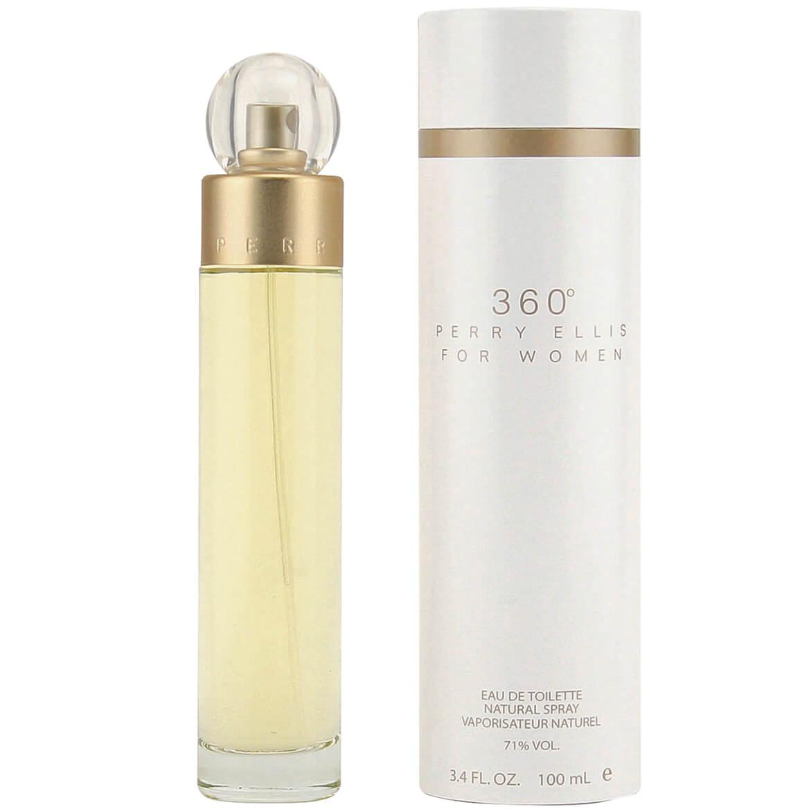 Perry Ellis 360 Ladies, EDT Spray 3.4oz-360273
