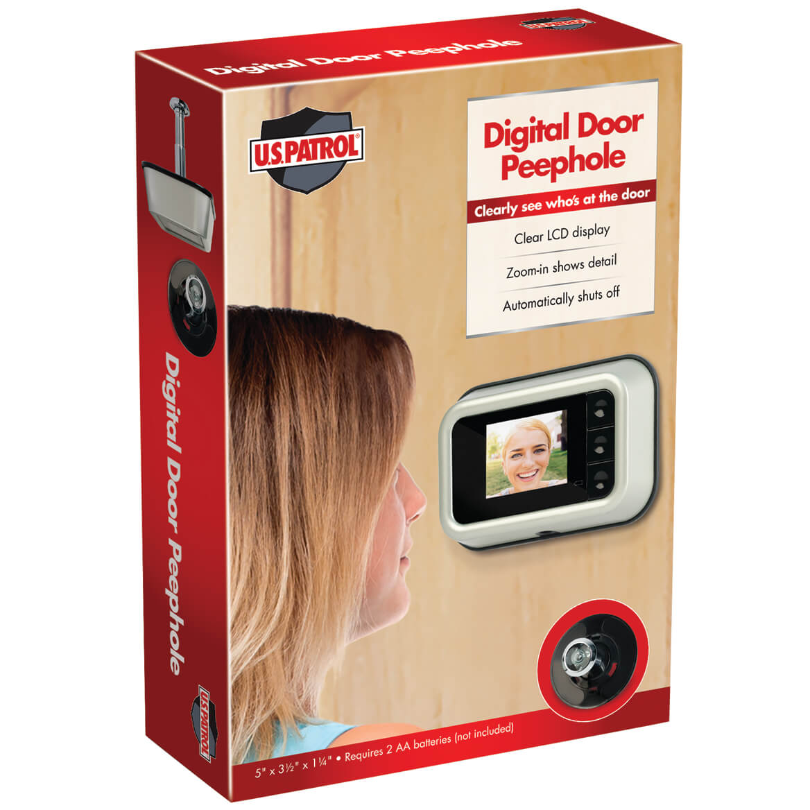 Digital Door Peephole-361546