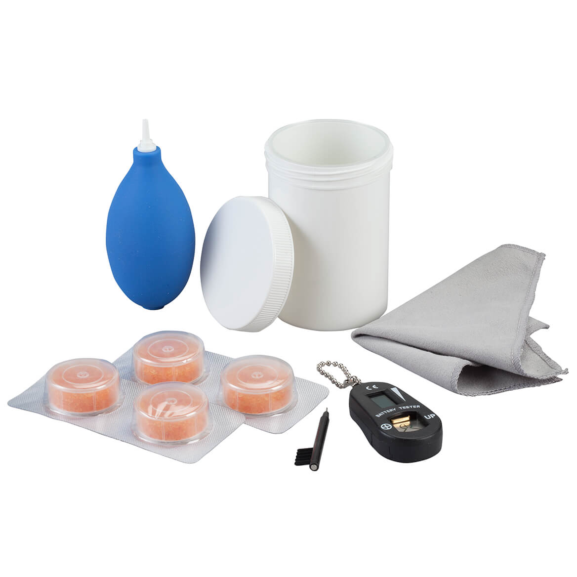 Hearing Aid Drying Kit-363026