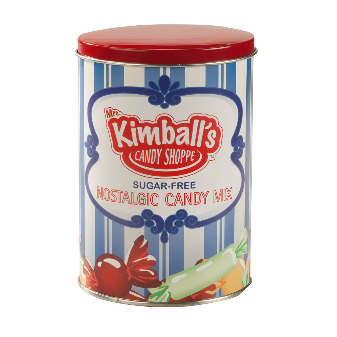 Sugar-Free Nostalgic Candy Tin by Mrs. Kimball's Candy Shopp-364291