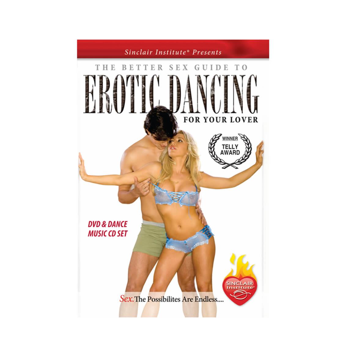 Sizzle! Erotic Dancing DVD-365736