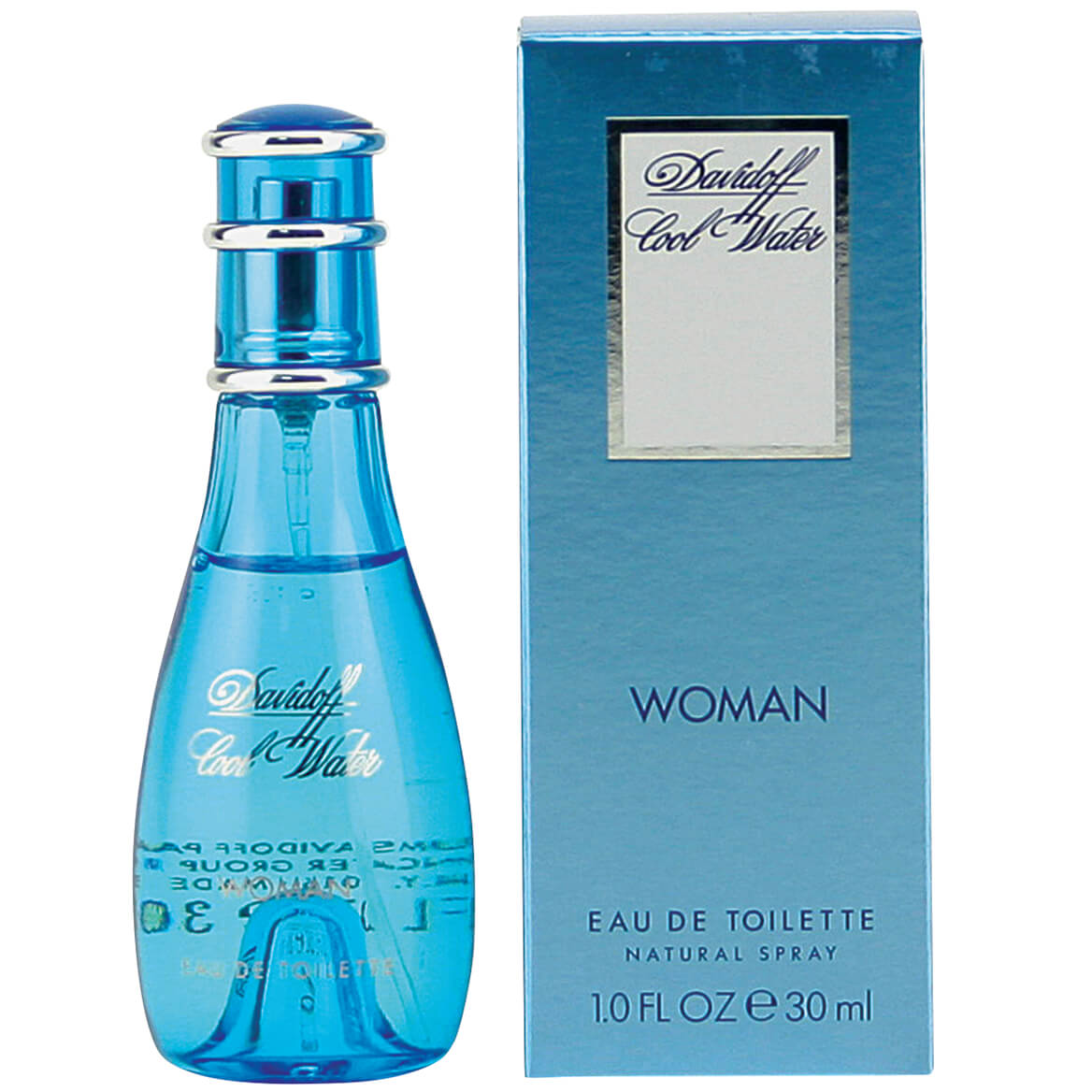 Davidoff Cool Water for Women EDT, 1 oz.-366832
