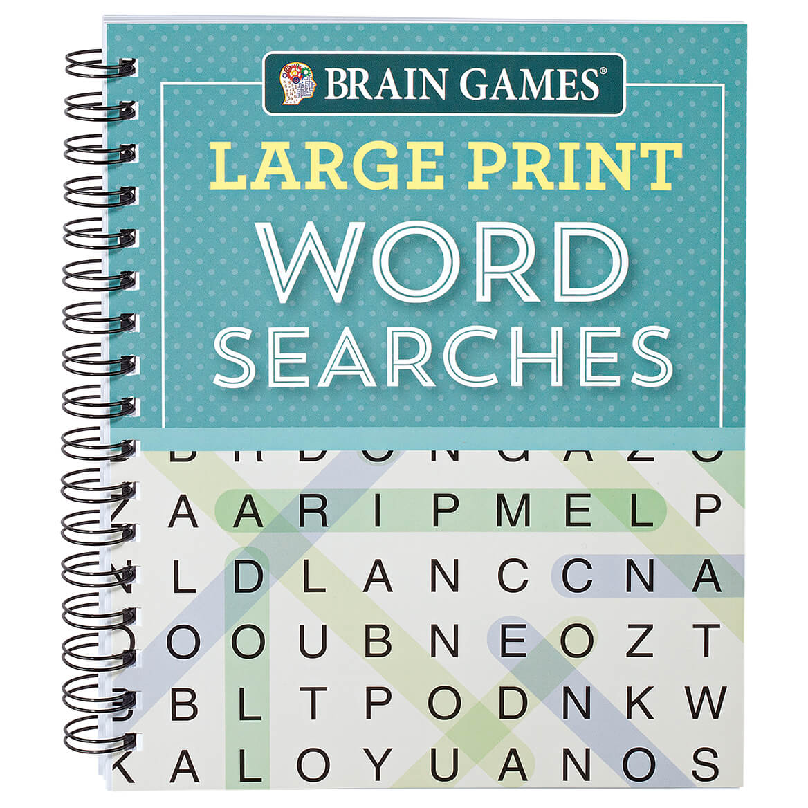 Brain Games® Large Print Word Searches-367420