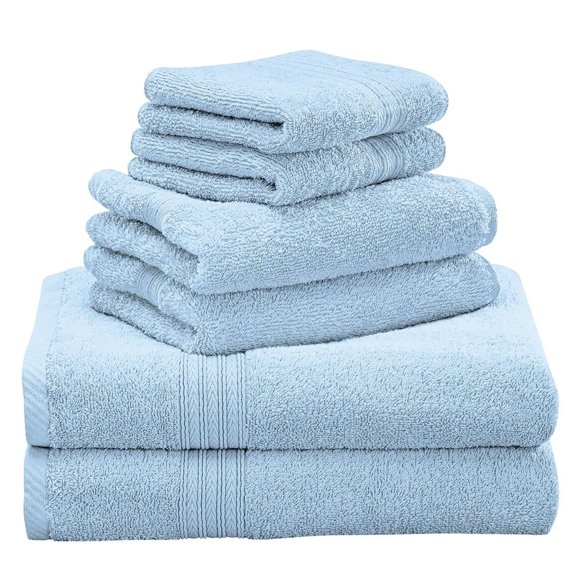 Classic Spa 6-Piece Towel Set by OakRidge™-367489