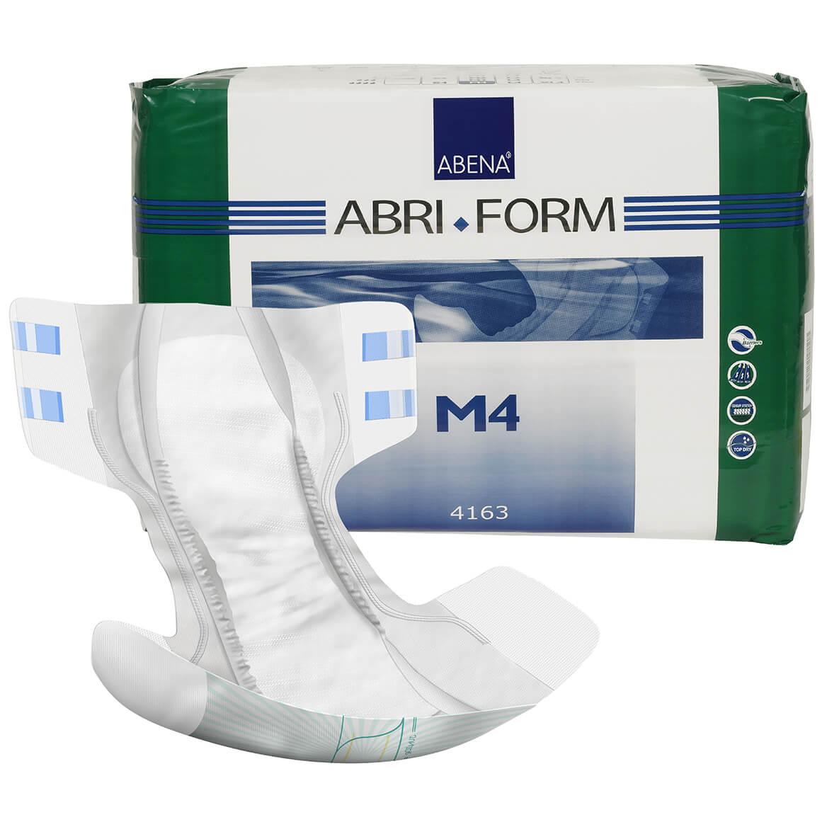 Abri-Form™ 120oz. Premium Adult Briefs Medium, Case of 56-368453