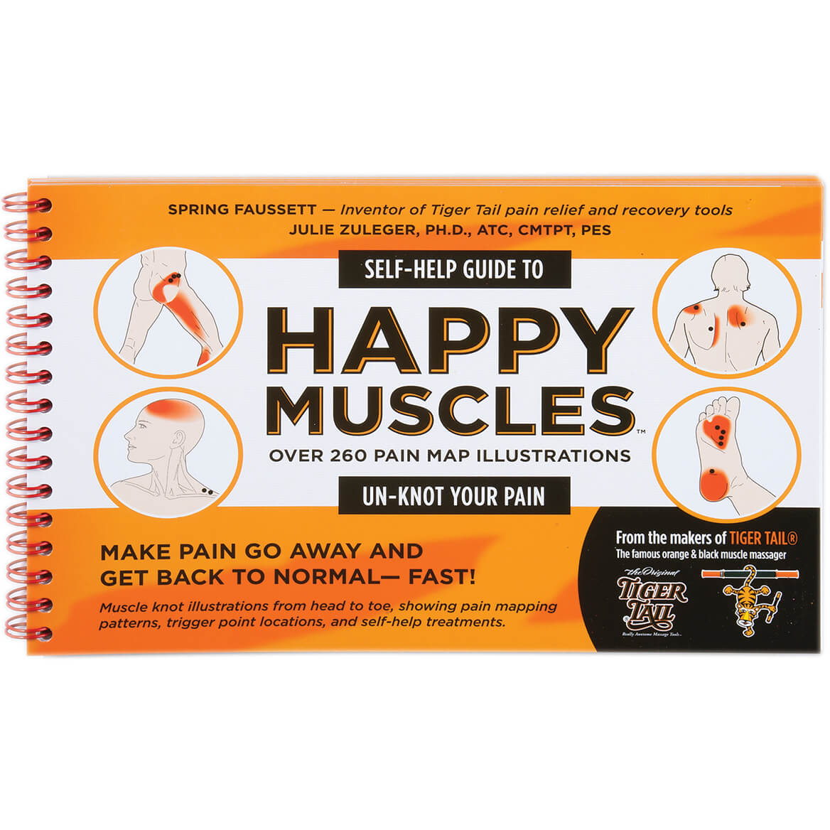 Happy Muscles Self-Help Guide to Un-Knot Muscle Pain-368640