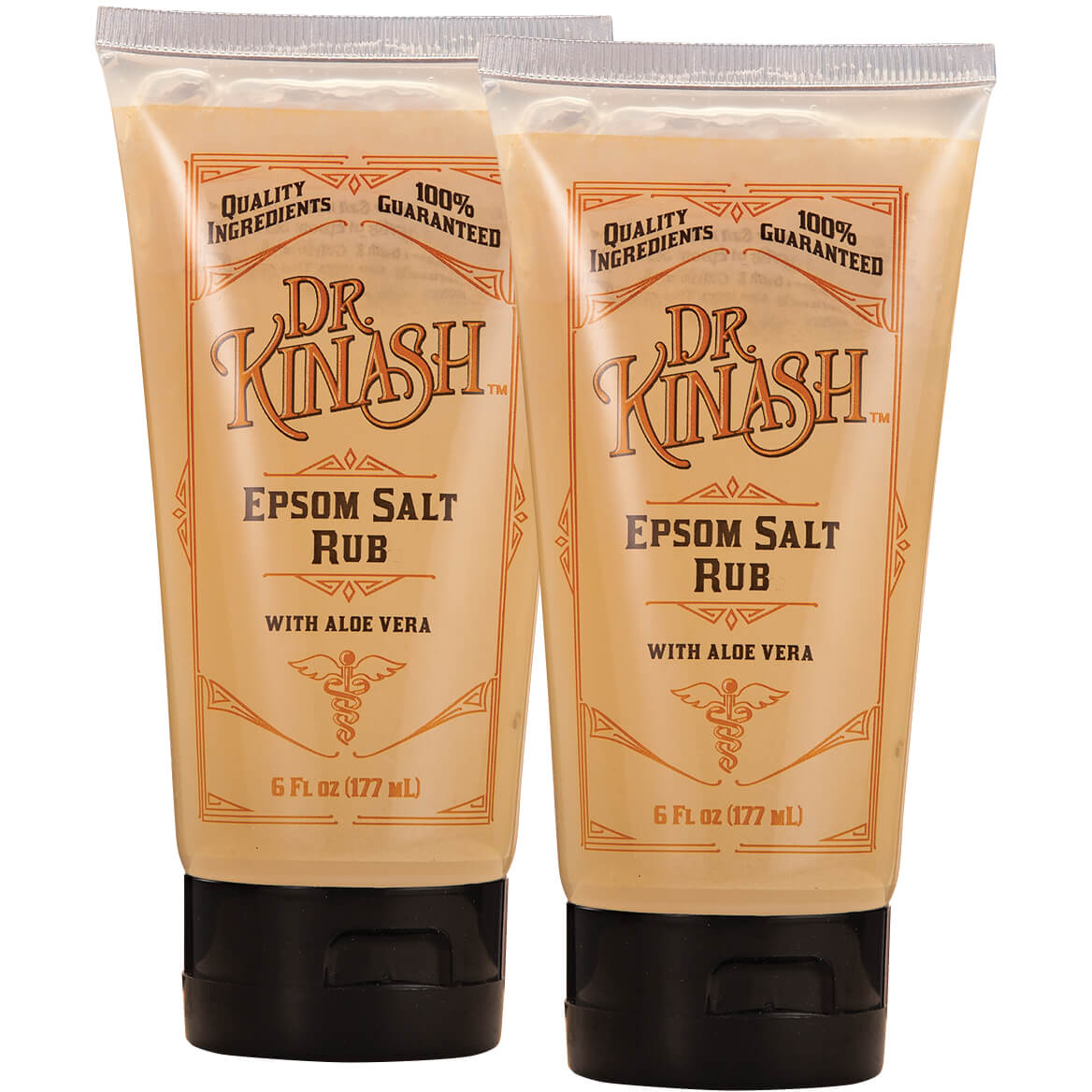 Dr. Kinash™ Epsom Salt Rub 6 oz., Set of 2-368909