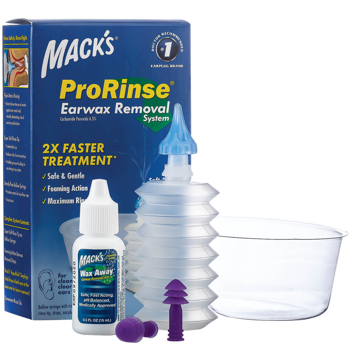 ProRinse® Earwax Removal System-369443