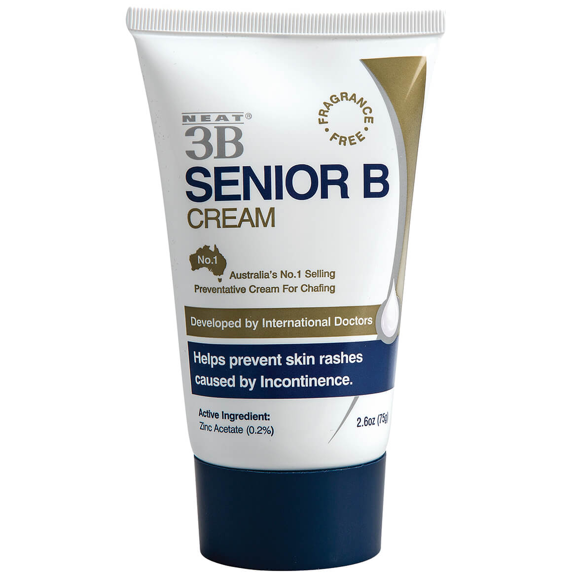 Senior B Adult Incontinence Rash Cream-369447