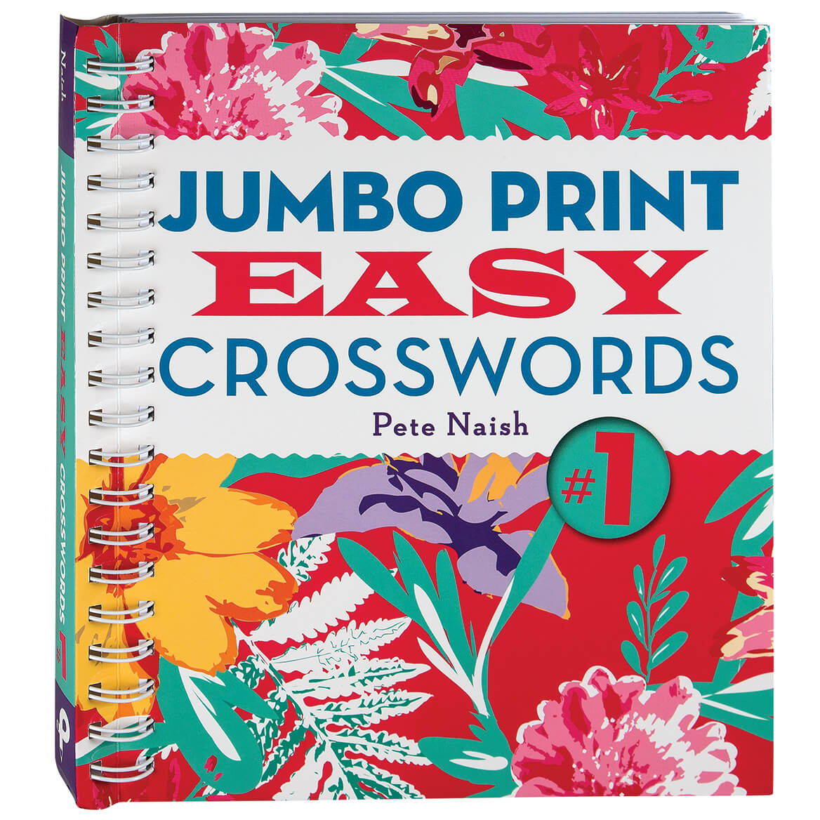 Jumbo Print Easy Crosswords #1-369490