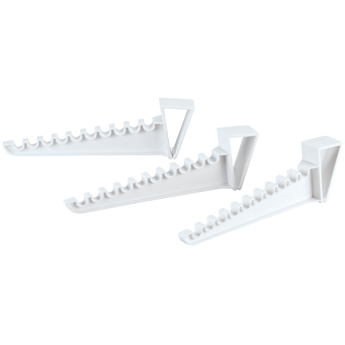 Over-the-Door Hanger Racks, Set of 3-370566