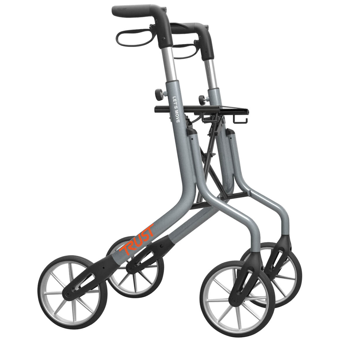 Trust Care Let's Move Outdoor Rollator-370774