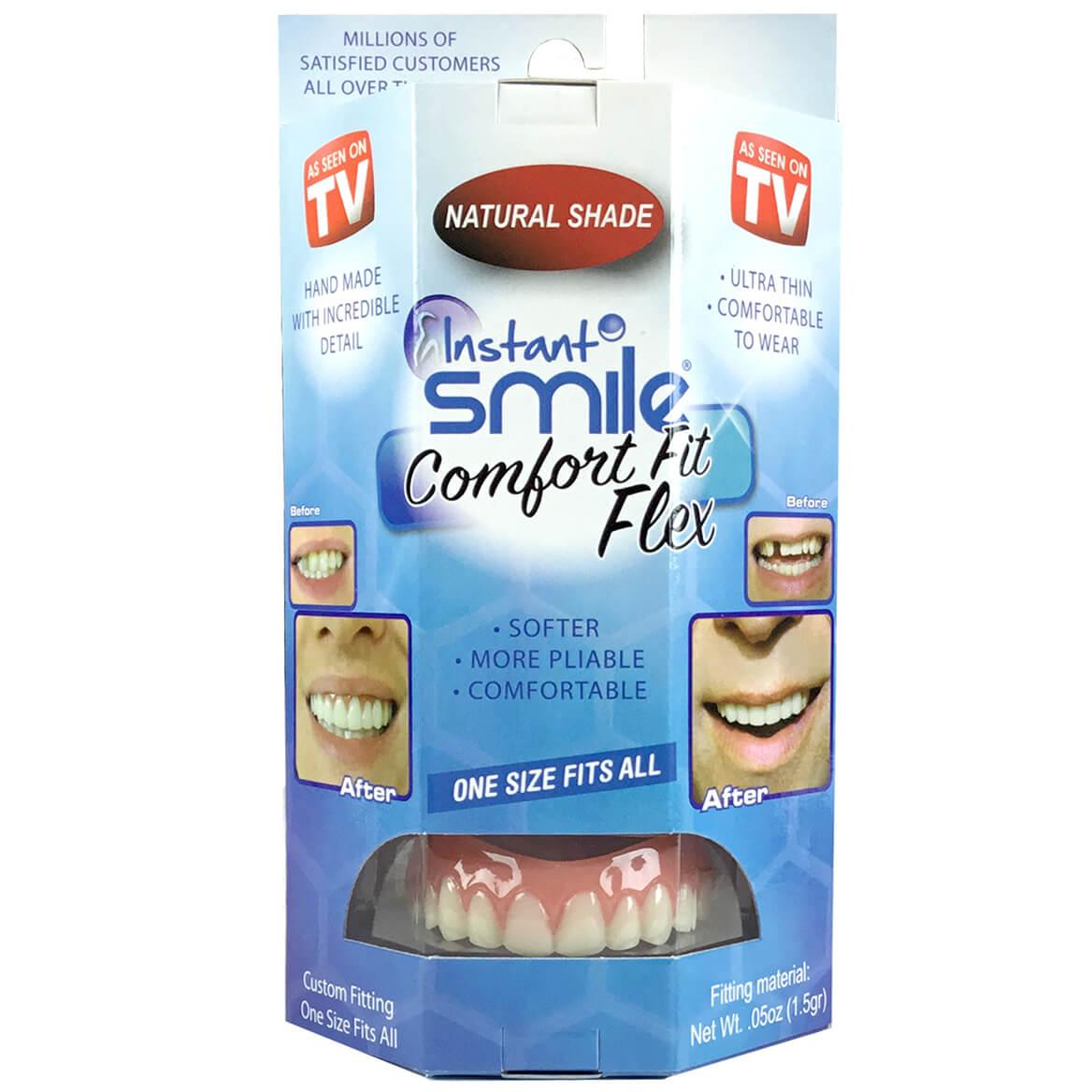 Instant Smile™ Comfort Fit Flex Upper Veneer Natural White-371252