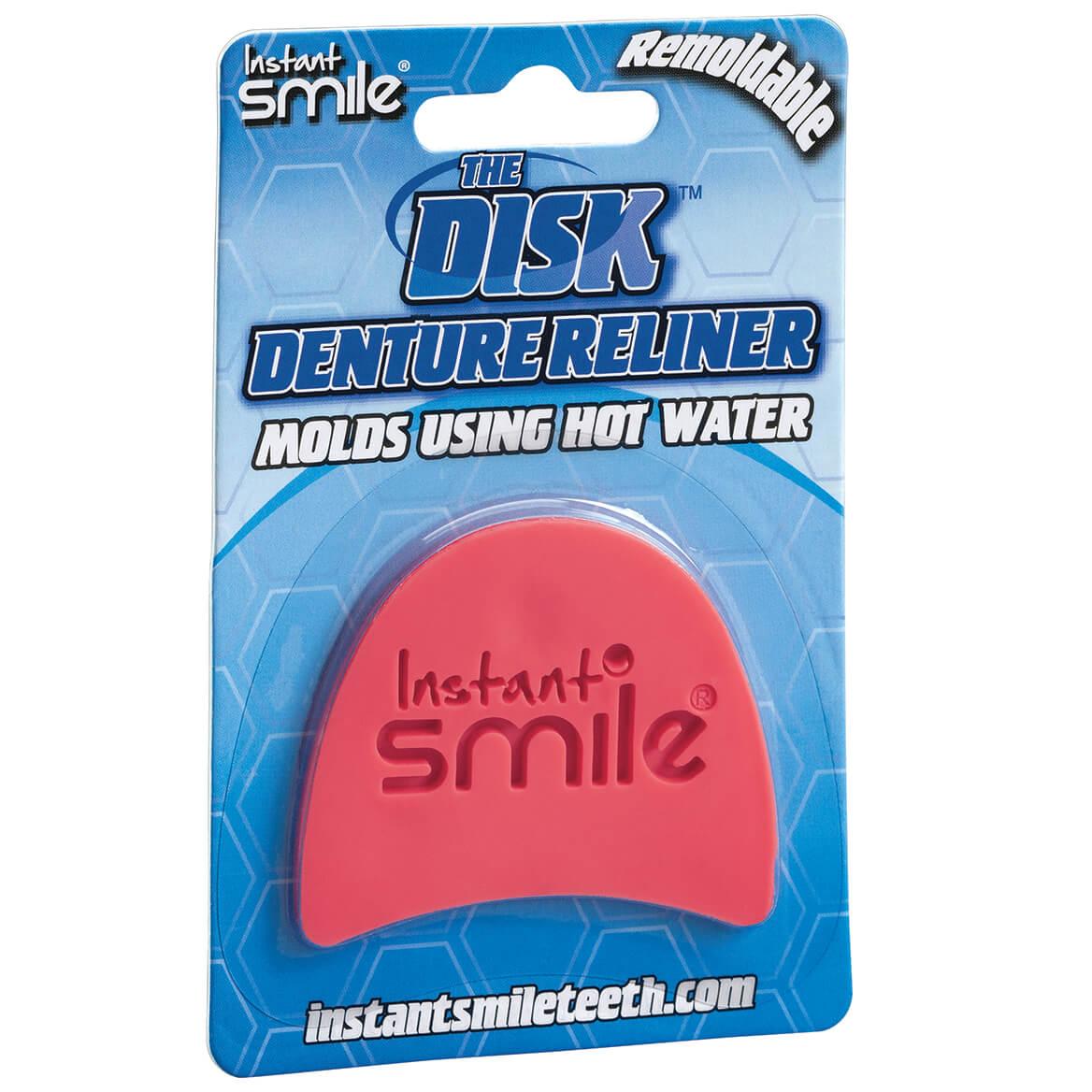 Instant Smile™ Remoldable Disk Denture Reliner-371255