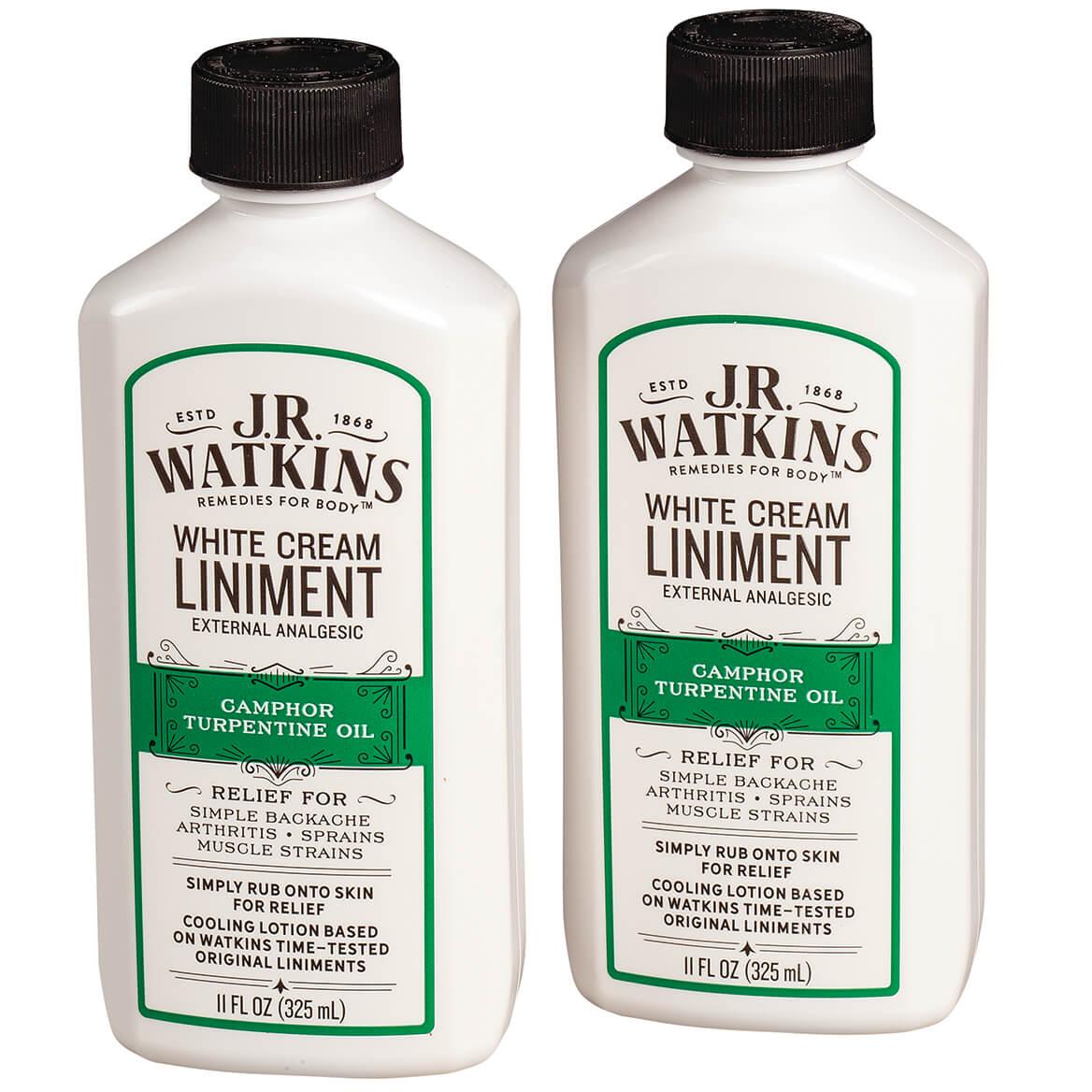 Watkins® White Cream Liniment 11 oz., Set of 2-371672