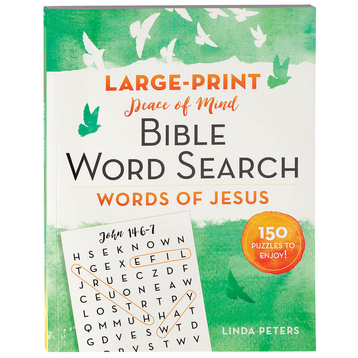 Peace of Mind Bible Word Search: Words of Jesus-371698
