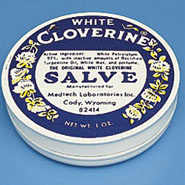 White Cloverine® Salve
