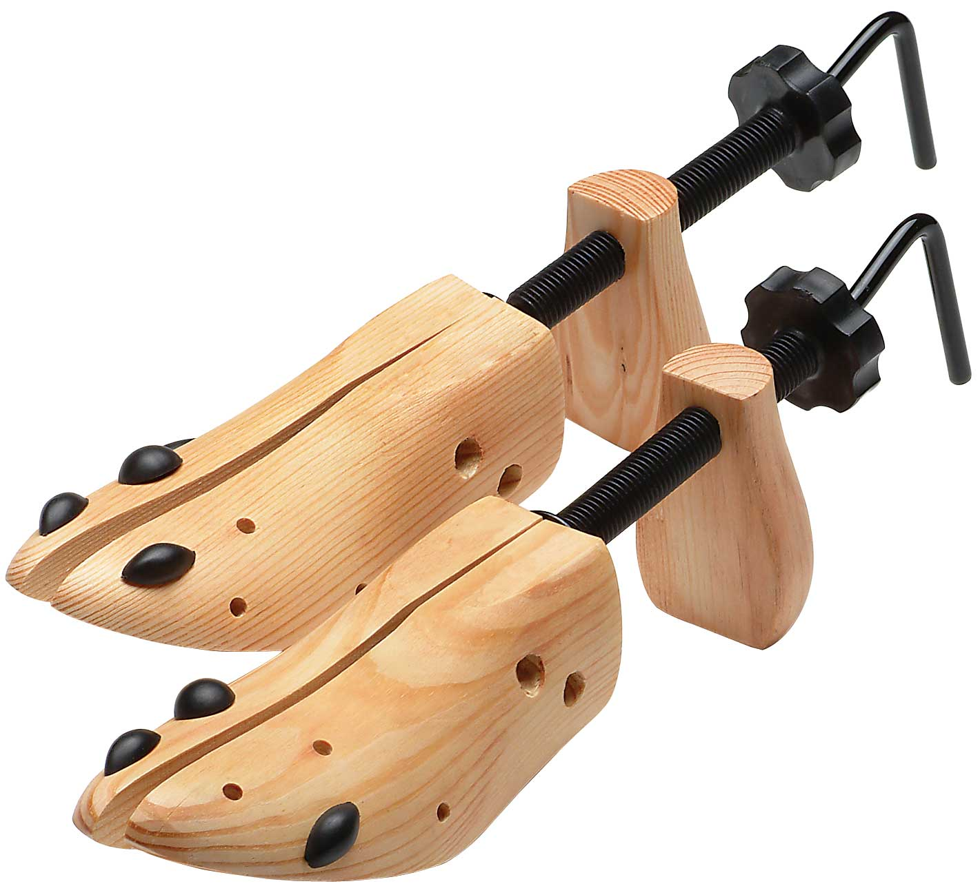 Details about Deluxe Shoe Stretcher Set of 2 by EasyComforts