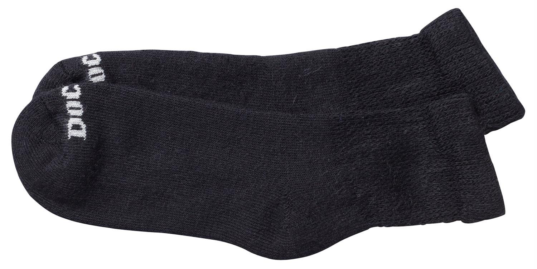 EasyComforts EasyComforts Quarter Cut DocOrthoTM Diabetic Socks - 3 Pack