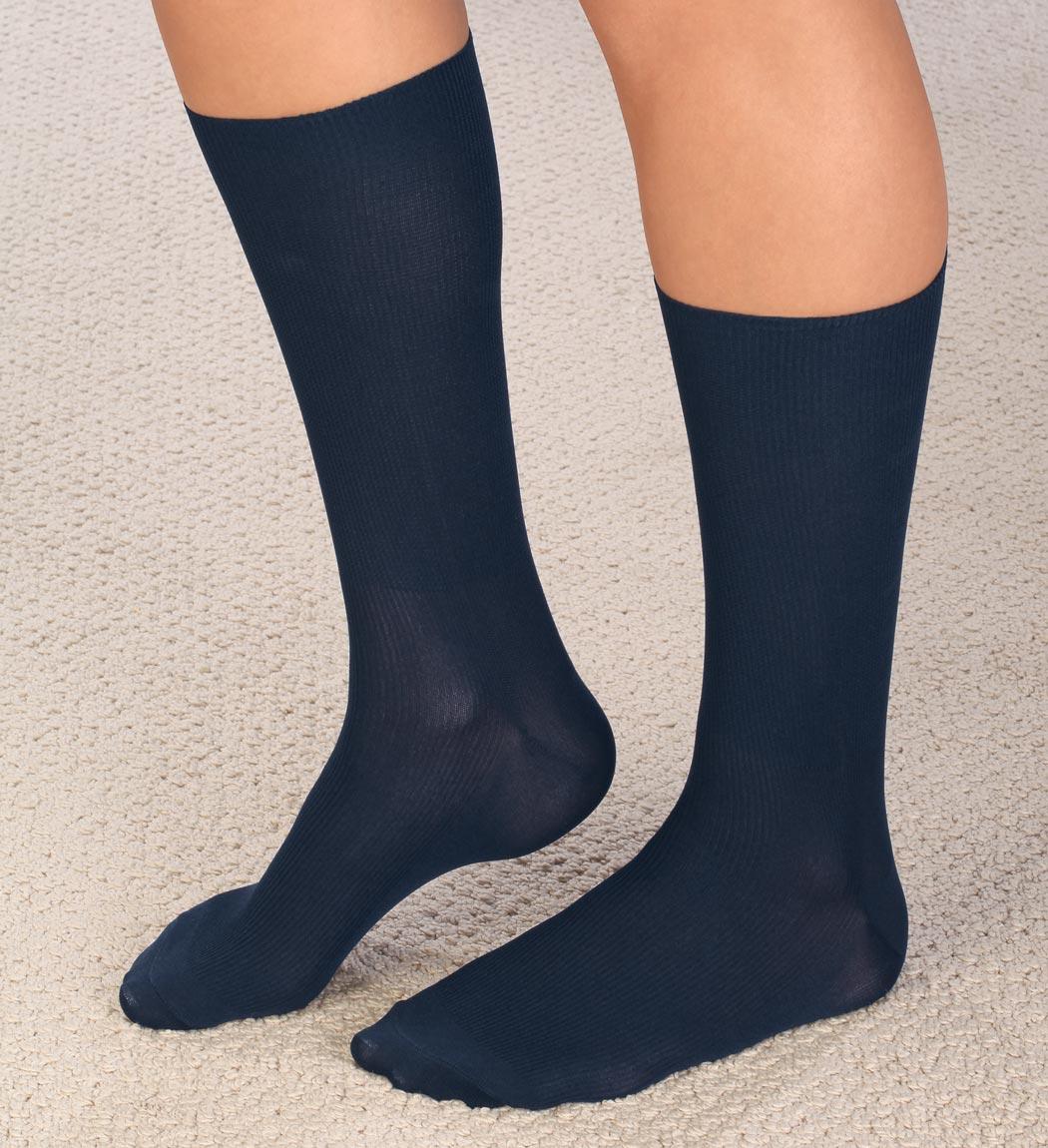 Therapeutic Support Dress Socks